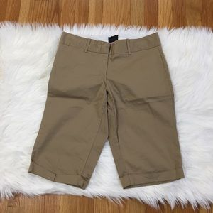 The Limited Drew Fit Bermuda Shorts